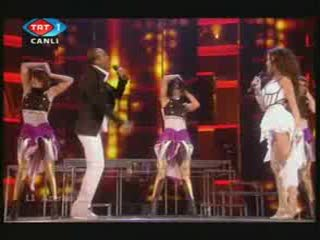 Eurovision 2009 Azerbaijan Final Live Aysel Arash Always