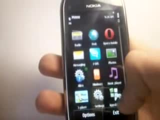 Nokia c7 with firmware 2.0